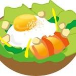 コストコのキヌアチキンサラダを食べてみよう!