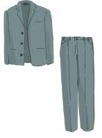 クールビズパンツに適した色や素材とは?
