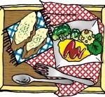 クレソンサラダを合わせて完璧!パンメニューのレシピ4つ