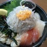 淡路島で生しらす丼を食べるならどこ?小さな子供と一緒に行ってきた!