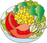春菊はサラダで食べる?それとも胡麻和えの方がいいの?