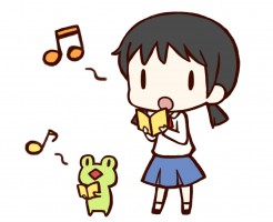 合唱の名曲、コスモスのアルトパートを歌うコツ。