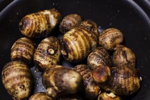 里芋にできた赤い斑点の正体は?安全に食べられる?